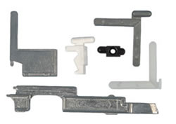 Cam Lock Handles & Keepers